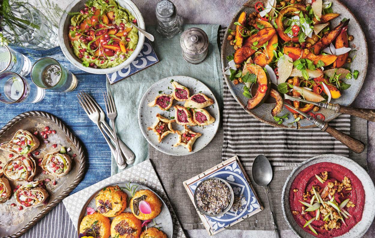 Karam, Orientalische Rezepte und Gastfreundschaft, Nassima Rothacker, Sieveking