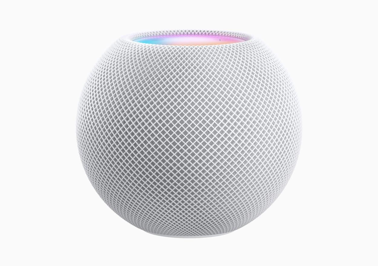 Der neue Apple HomePod Mini.