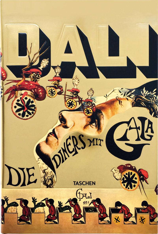 Kochbuch Dalí