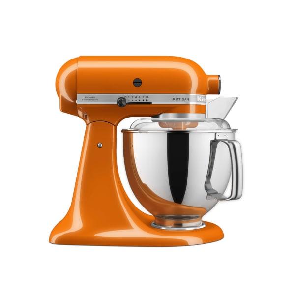 """Küchenmaschine von KitchenAid in der Farbe des Jahres 2021 """"Honey"""""""