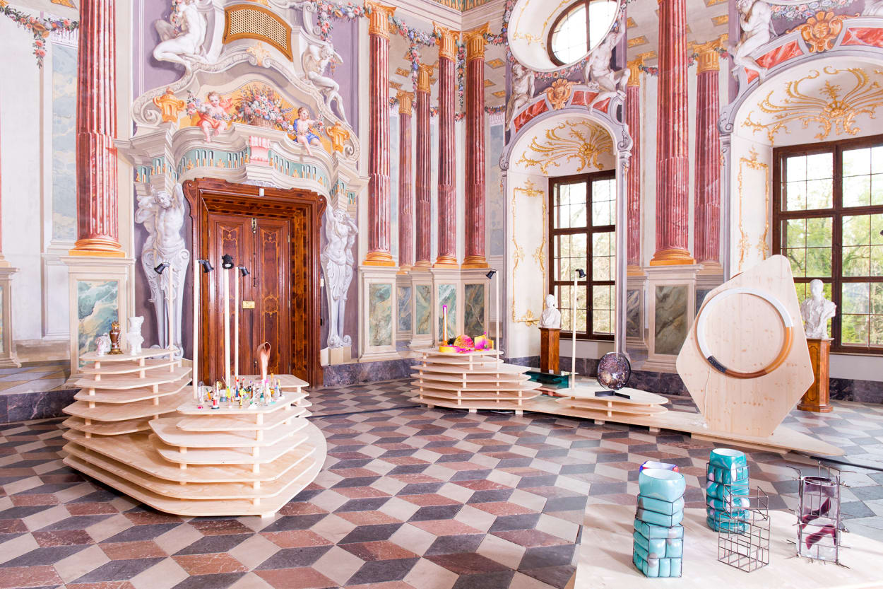 Schloss Hollenegg, Alice Stori Liechtenstein, Design Resdency
