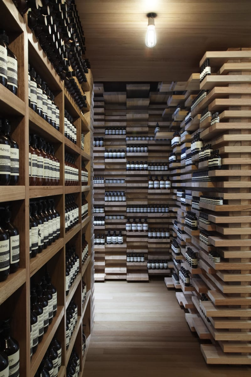 Aesop Store Paris, Rue Saint Honore