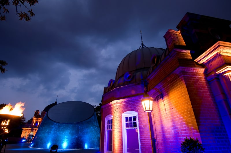 Peter Harrison Planetarium London