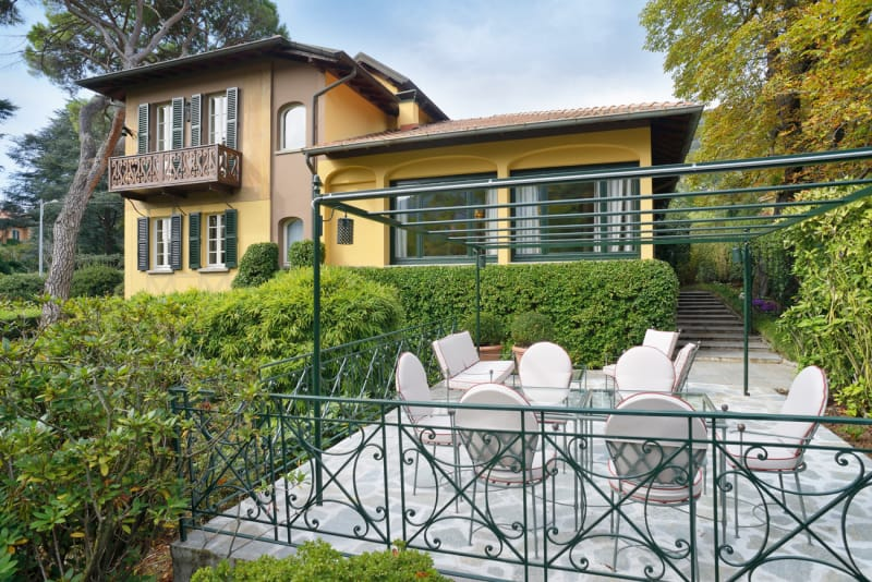Villa Garrovo