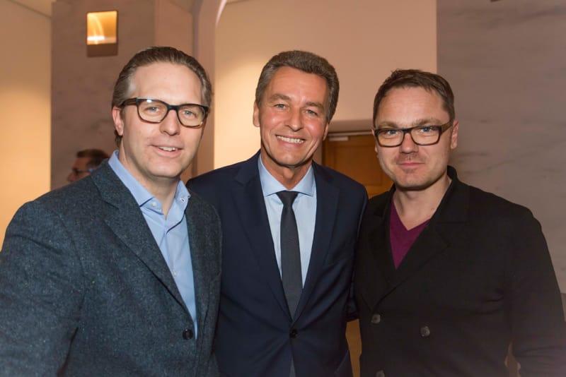 Robert Volhard, Detlef Braun, Oliver Jahn