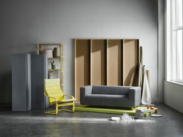 Scholten & Baijings haben eine limitierte Kollektion für Ikea entworfen.