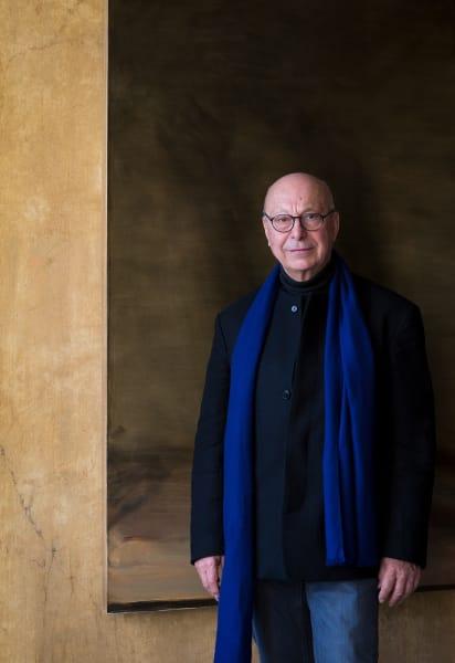 Der flämische Sammler, Kunsthändler und Interiordesigner Axel Vervoordt.