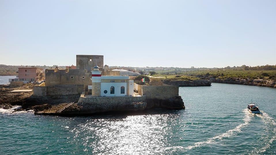 Faro di Brucoli