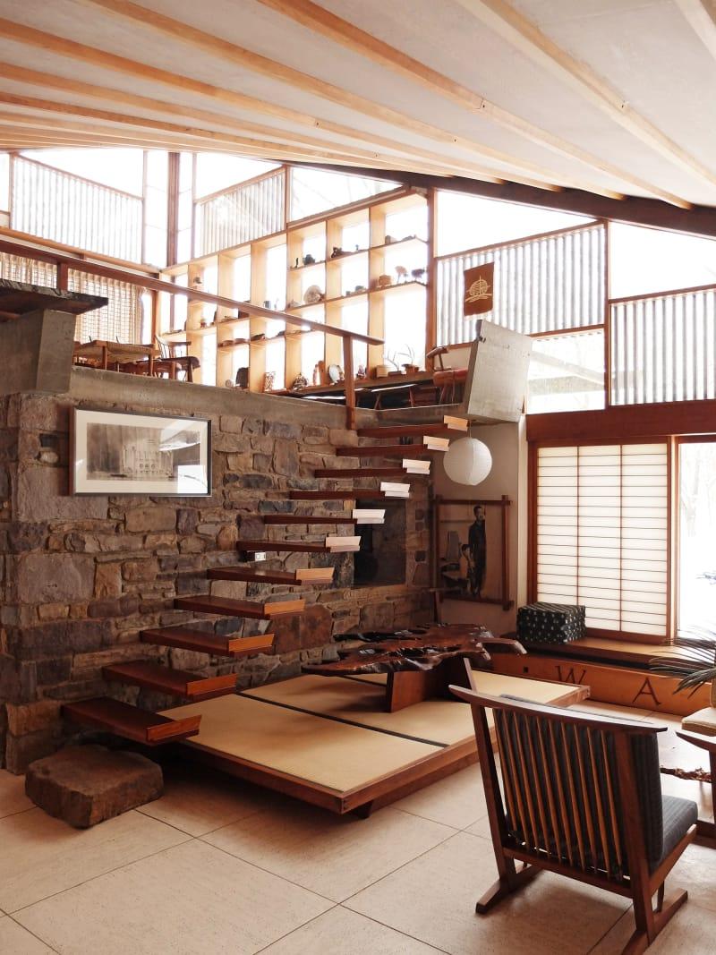 Nakashima House