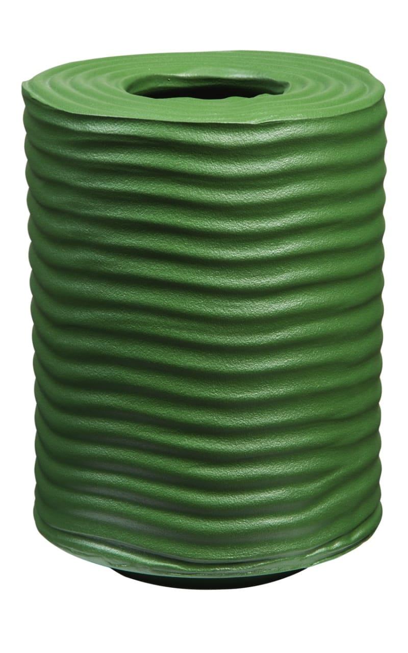 "Vase ""Wiggle"" in Grün, Bitossi"
