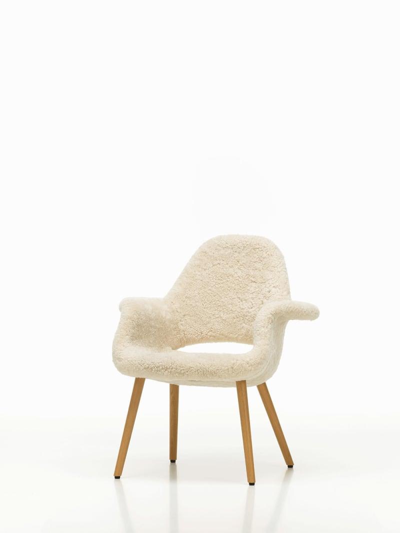 "1. Vitra, ""Organic Chair"""