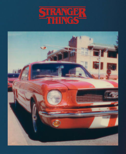 """Ab dem 6. Mai ist die """"Stranger-Things""""-Edition bei Polaroid Originals erhältlich."""
