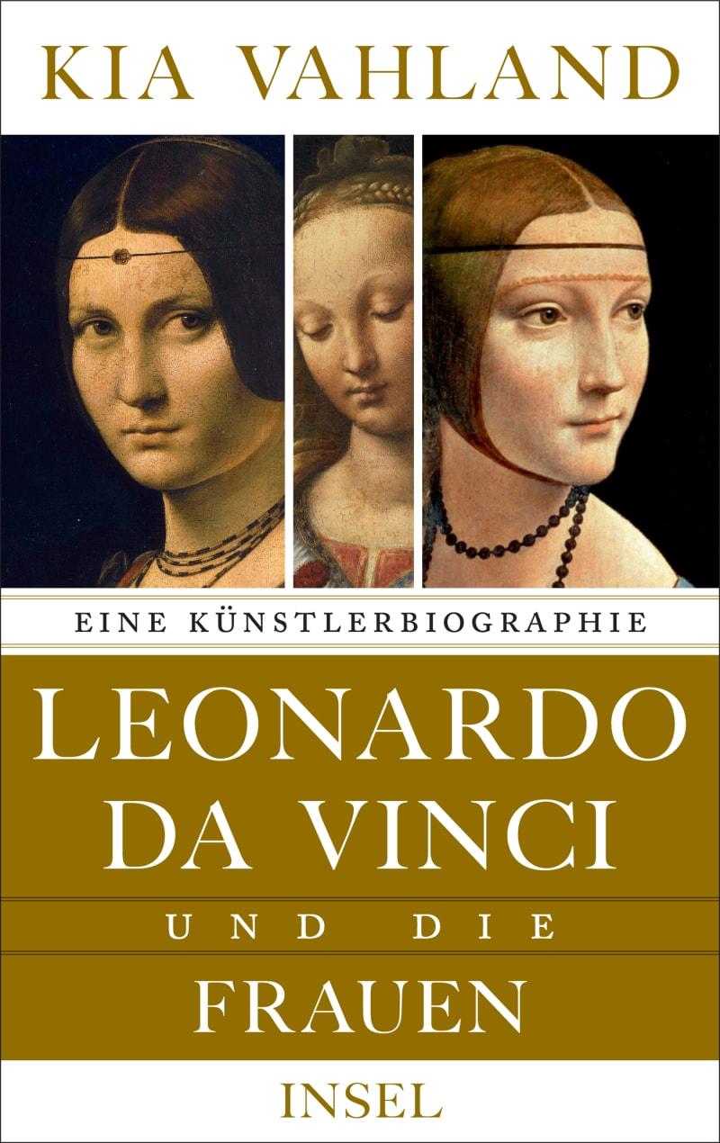 """5. Kia Vahland: """"Leonardo da Vinci und die Frauen"""""""