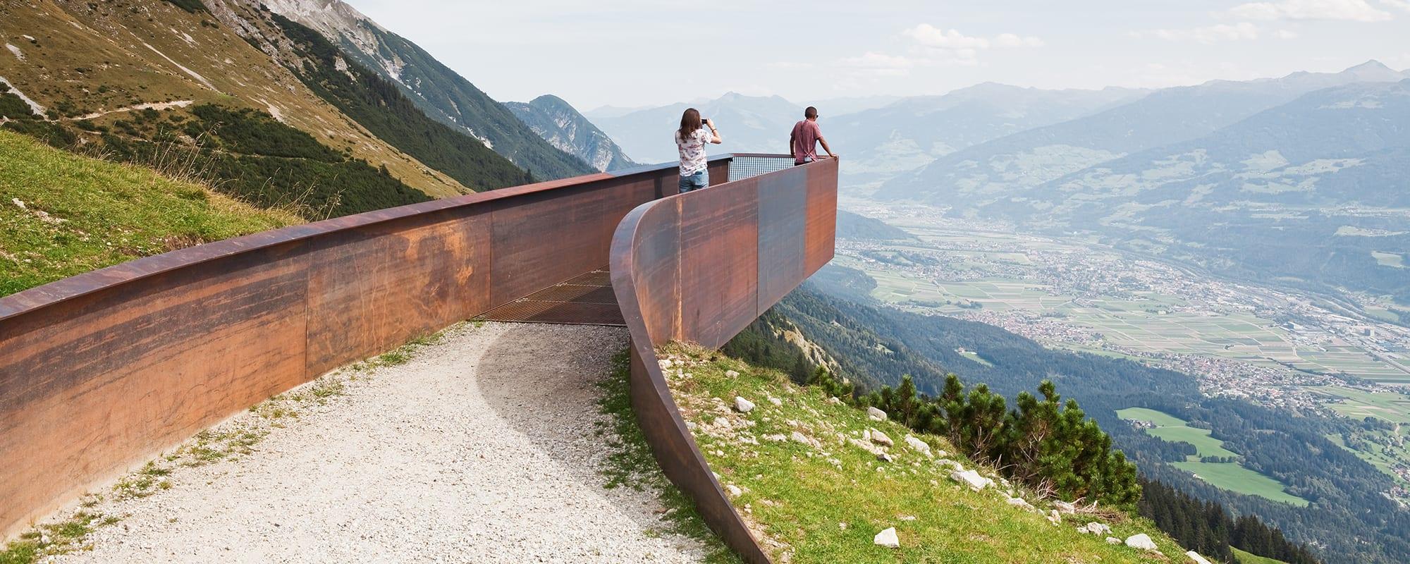 Snøhetta, Innsbruck, Landscape, Architecture