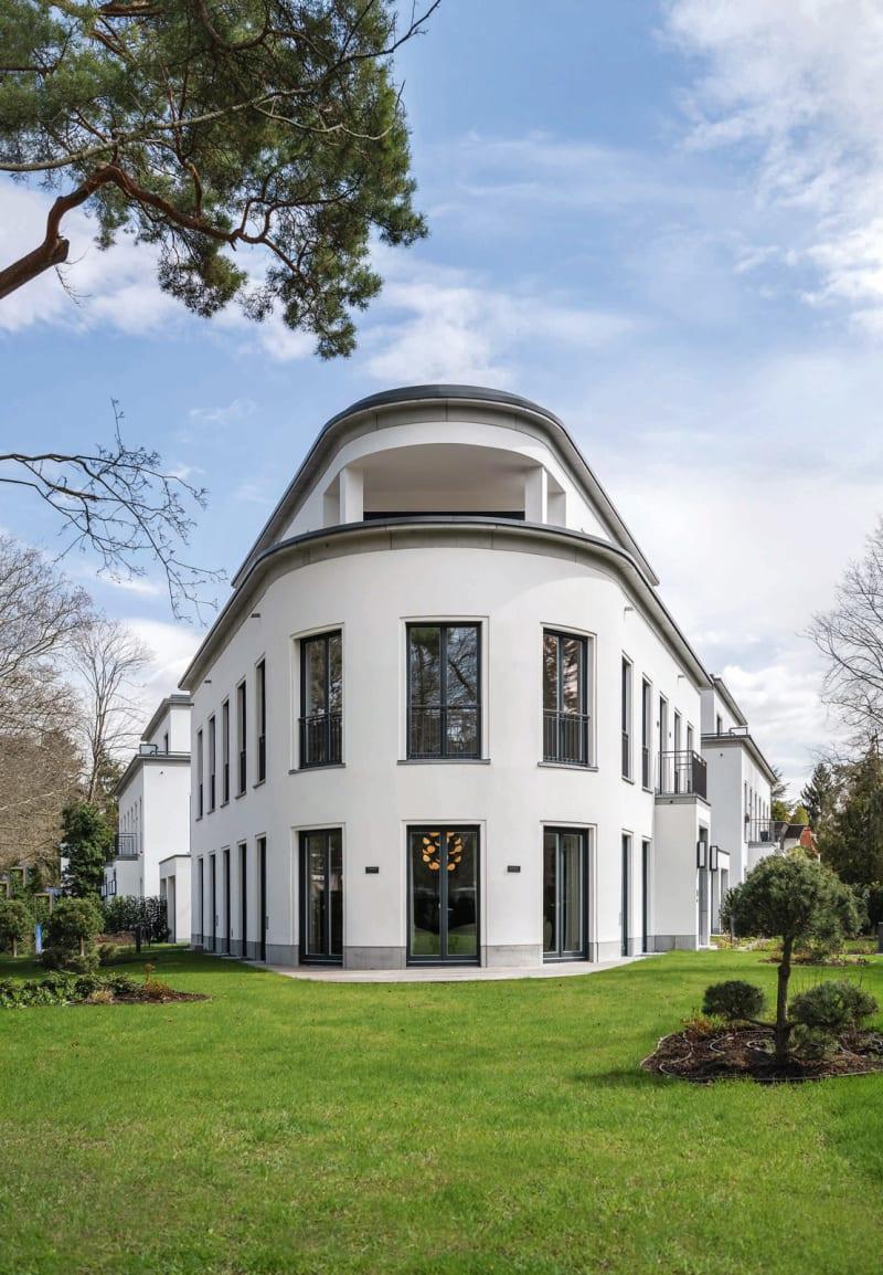Villa Bernadotte, Berlin