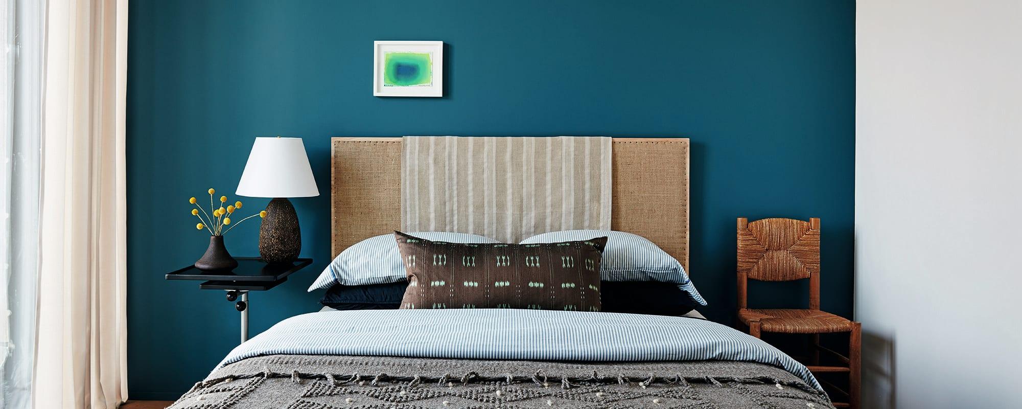 Design, Schlafzimmer, Interior, AD, Neal Beckstedt