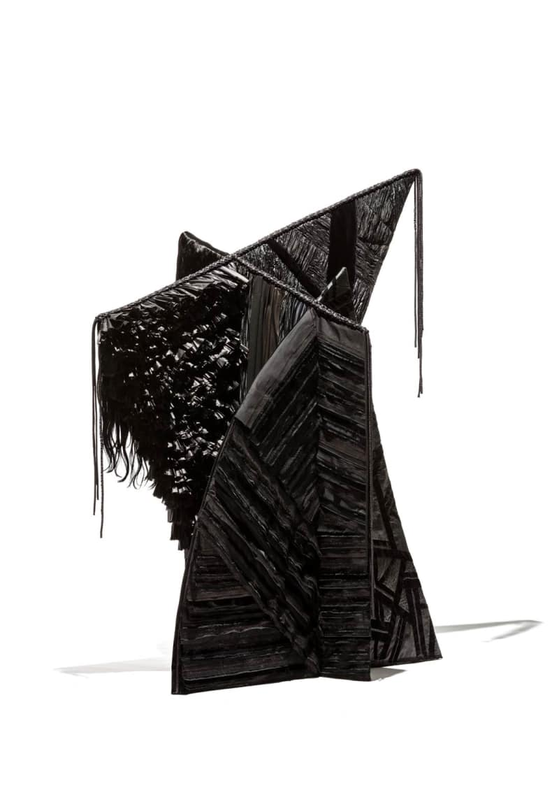 "1. Anja Vang Kragh, ""Black Matter"""