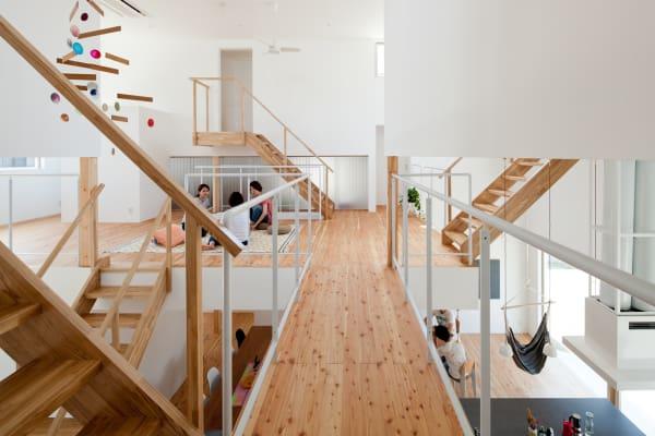 LT Josai, Nagoya, 2013, Naruse Inokuma Architects Tokio