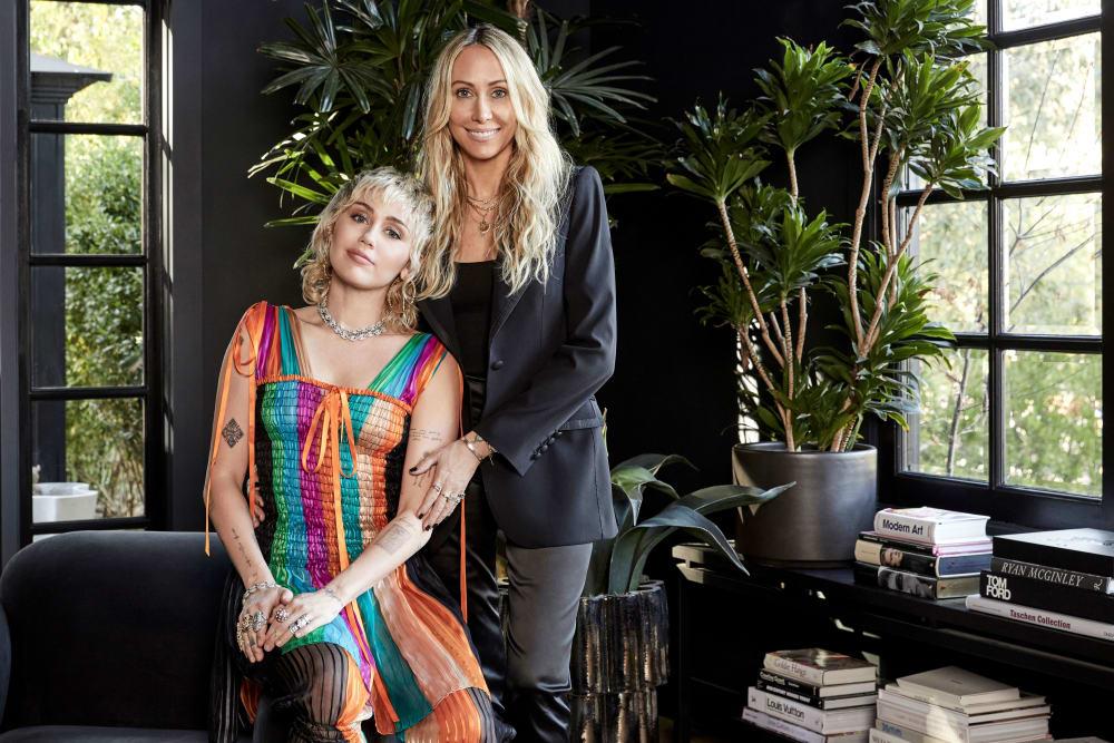 Willkommen im wilden Zuhause von Miley Cyrus – eingerichtet von ihrer Mutter