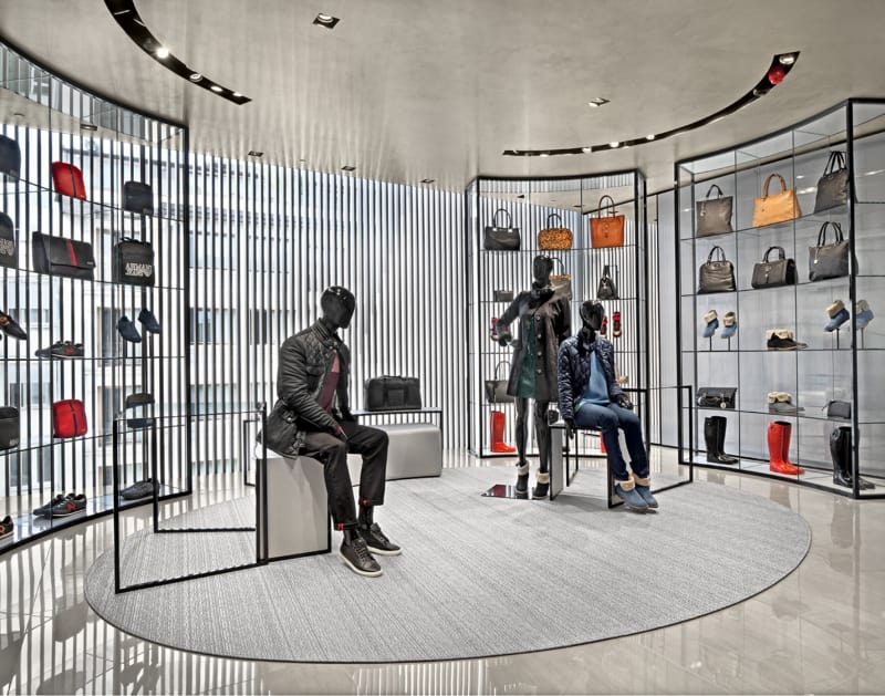 Jeans, Armani Store, Istanbul