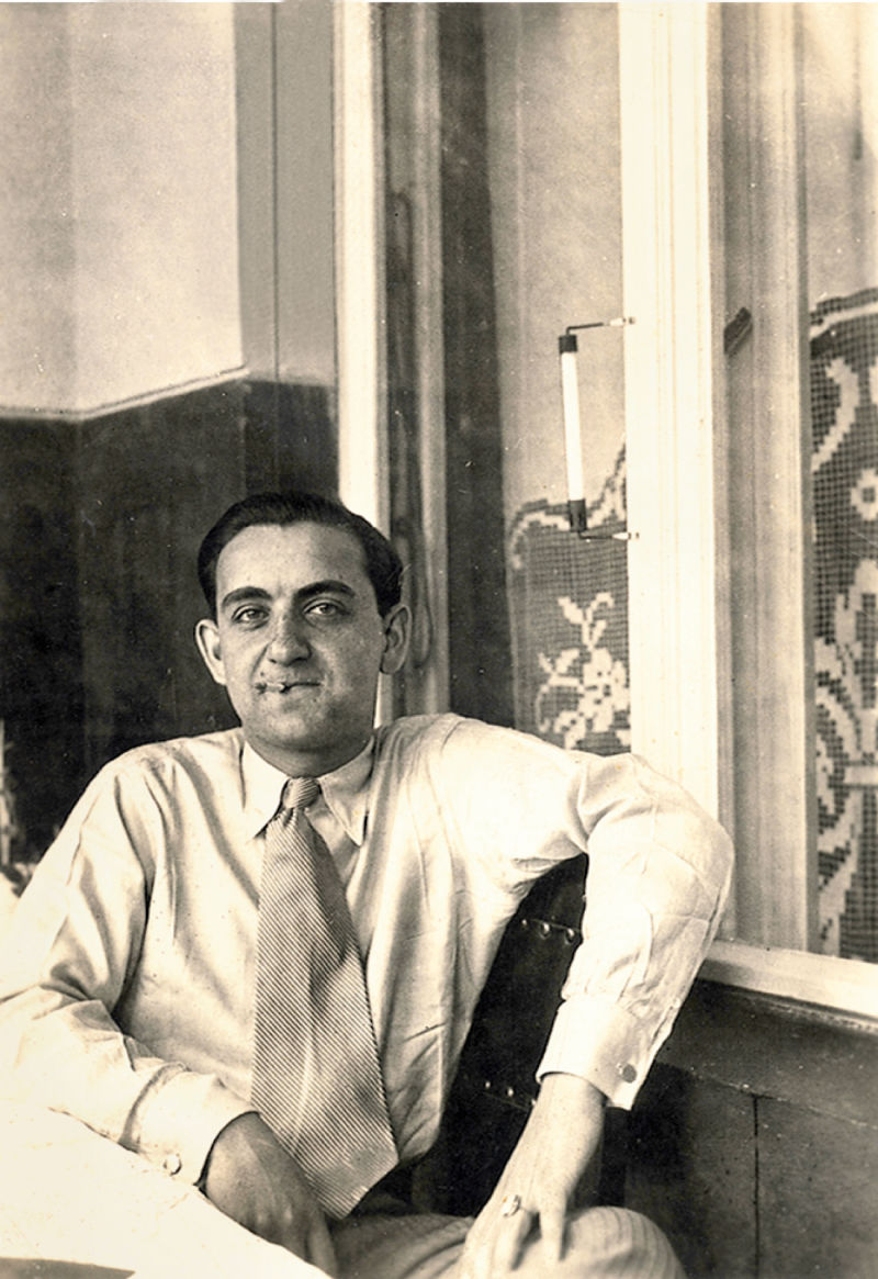 Kulthaus Moshe Fenchel d
