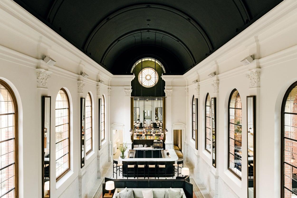 Hotel August, Antwerpen, Vincent Van Duysen, Kloster