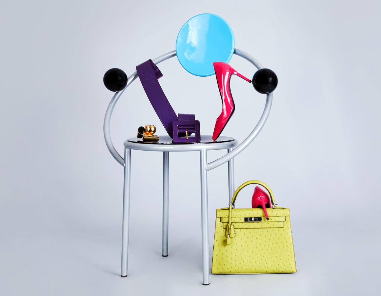 Vestiaire Collective, Mode, Vintage, AD, Gewinnspiel