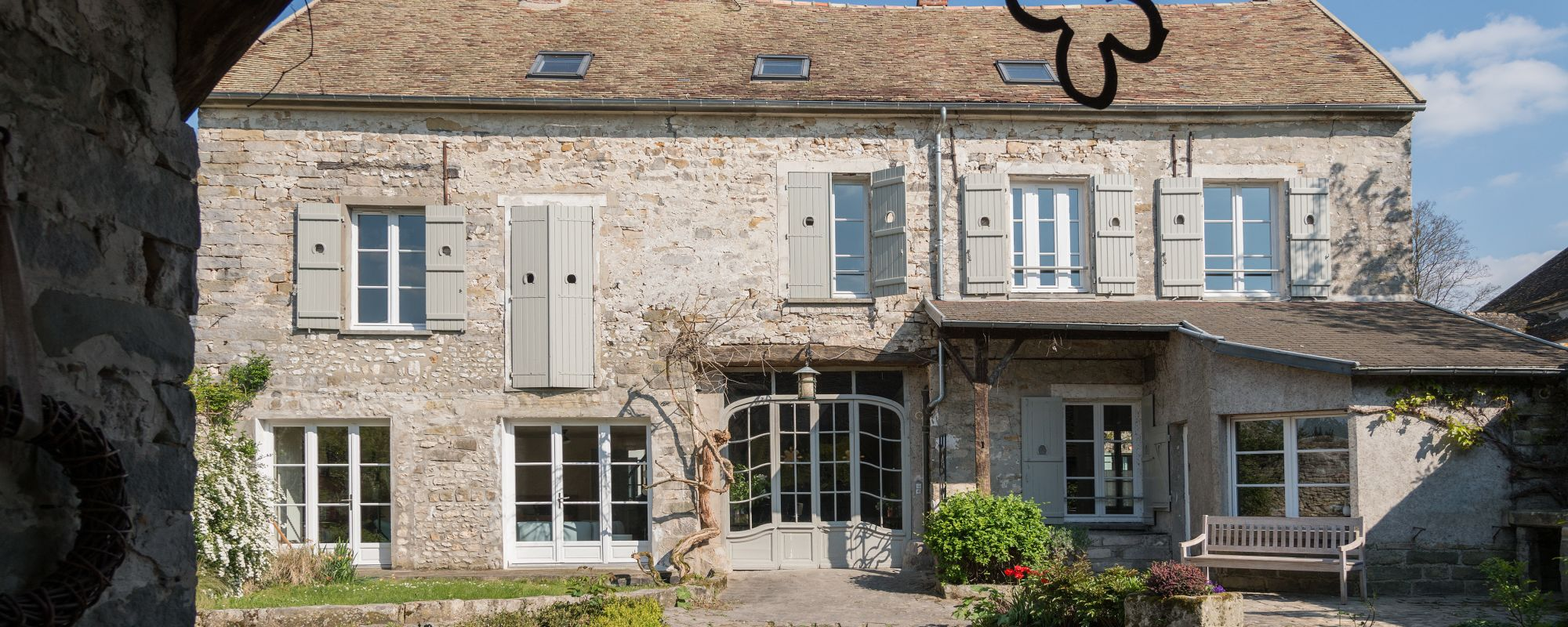 Courances Landhaus, Gesa Hansen Home