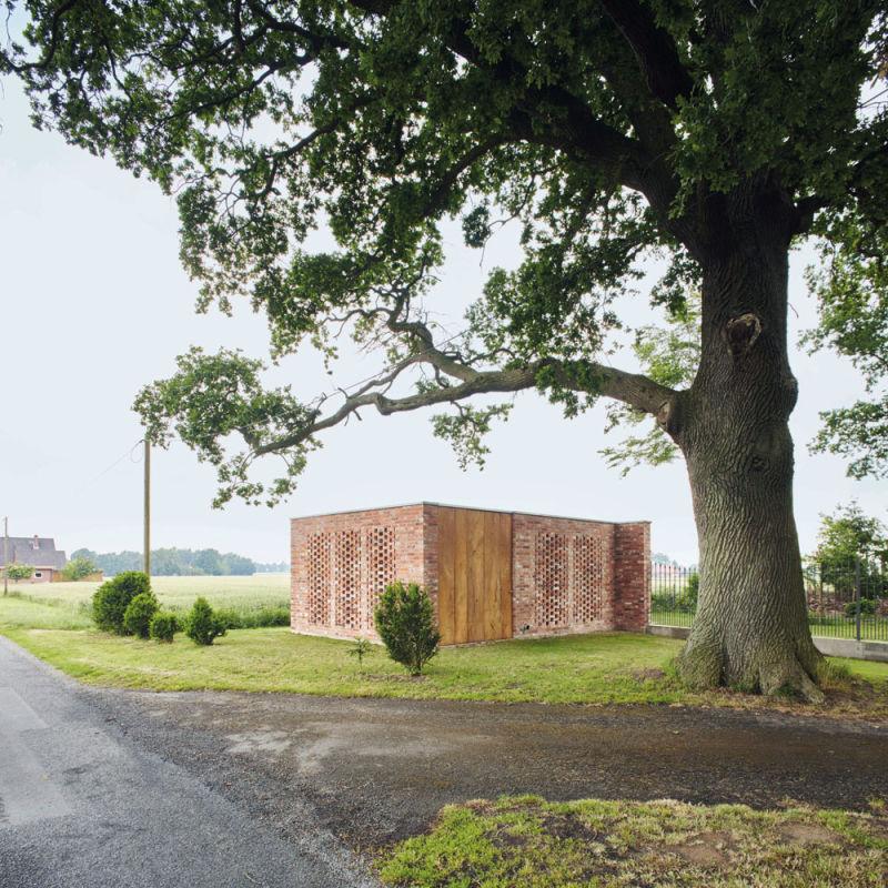 Wirth, Remisenpavillon