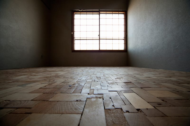 The floor of Atsumi