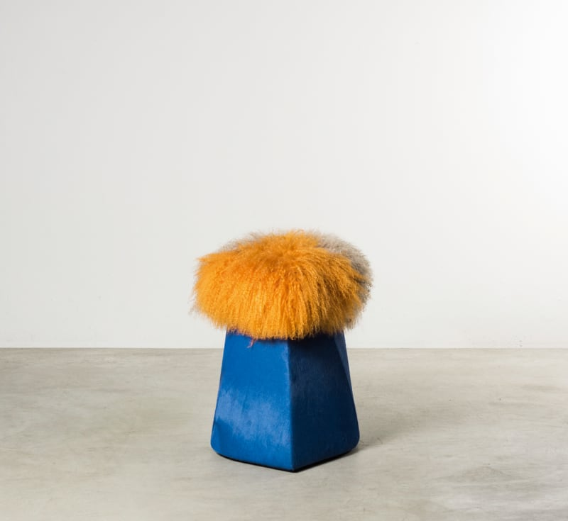 "Martino Gamper, ""Wikatoria Stool"""