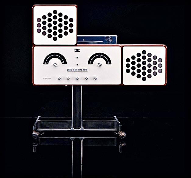 "3. ""Radiofonografo rr226-O"""