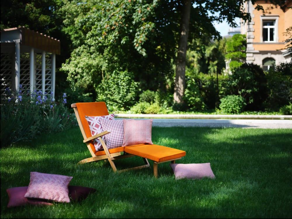 So schön (und) nachhaltig ist die neue Outdoor-Kollektion von Christian Fischbacher