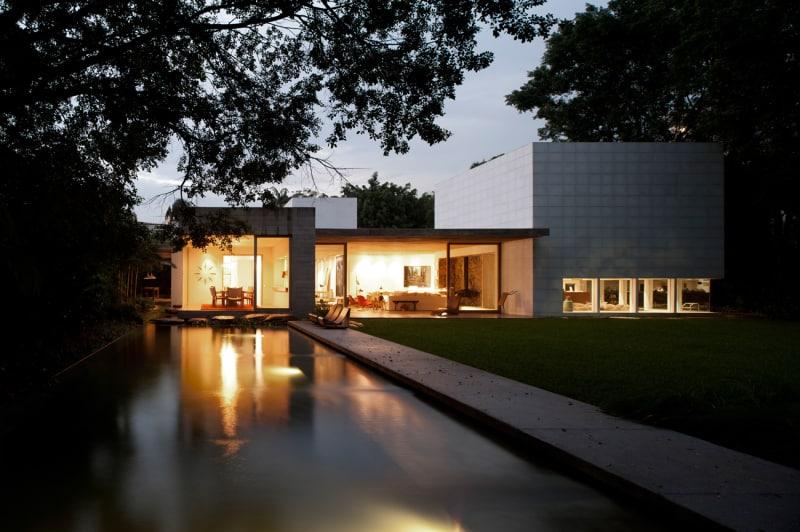 Isay Weinfeld. Casa Yucatan