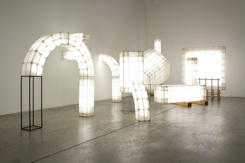 Mieke Meijer Space Frames