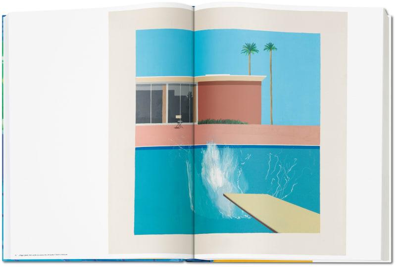 """""""A  Bigger Splash"""", 1967."""