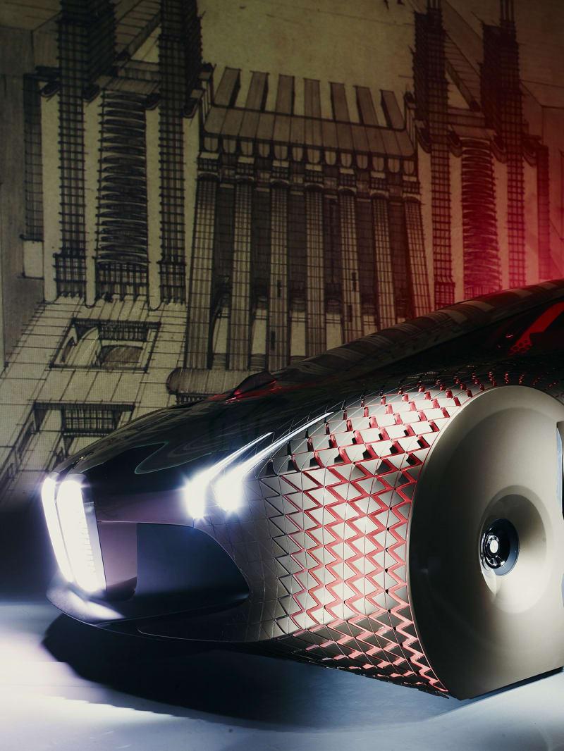 Stefan Milev BMW Vision Car D