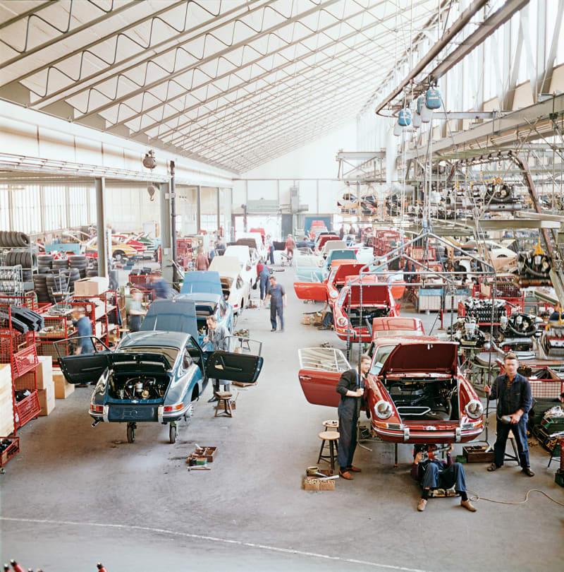 70 Jahre Porsche