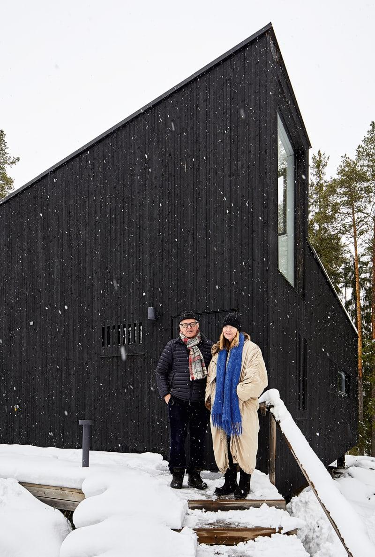 Toivonen Sommerhaus Finnland