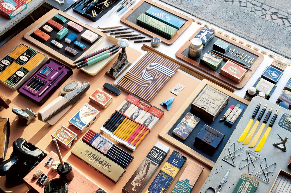 Die schönsten Papeterien & Schreibwaren