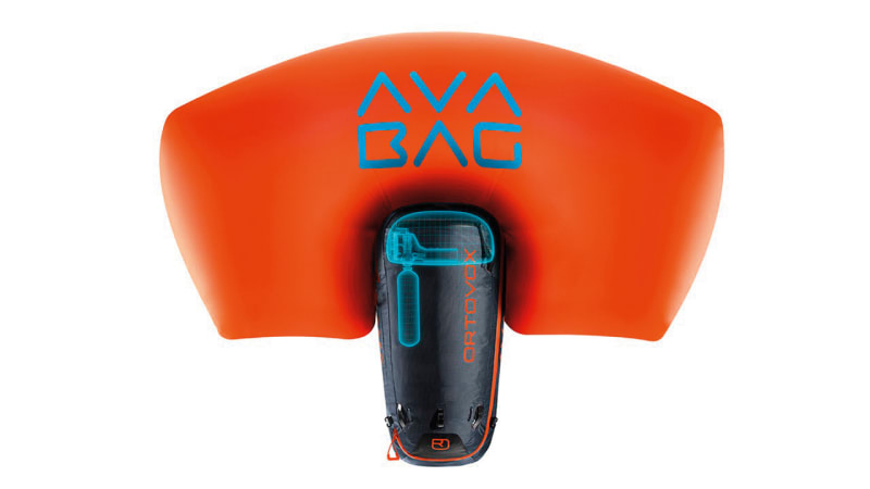 2. Lawinen-Airbag