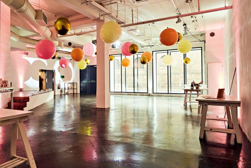 Studio Spaces, London