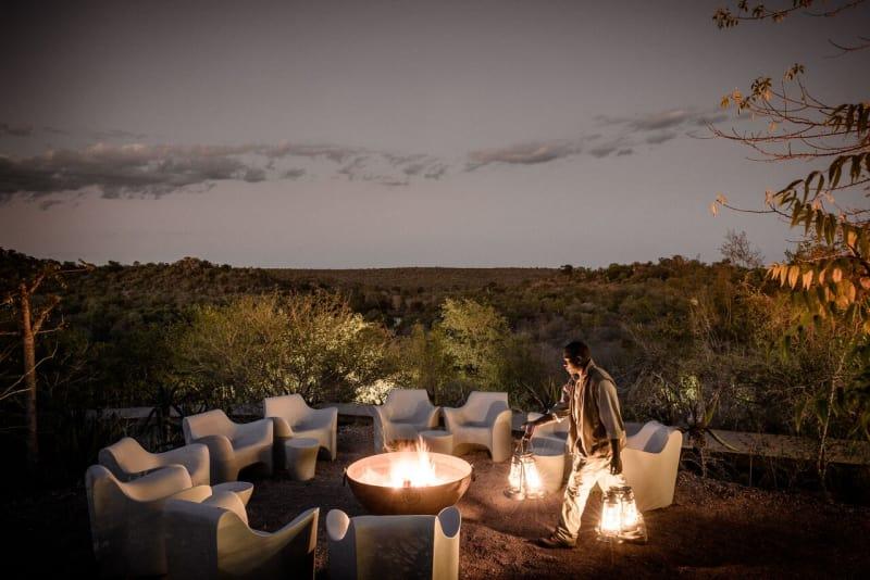 1. Singita Lebombo Lodge, Kruger National Park