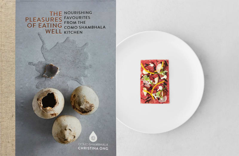 Kochbuch The pleasures of eating well