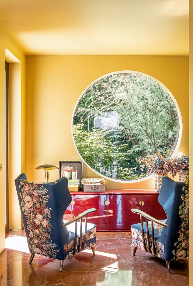 Zimmer mit Aussicht: Dimore Studio gestaltet ein Haus in Florenz