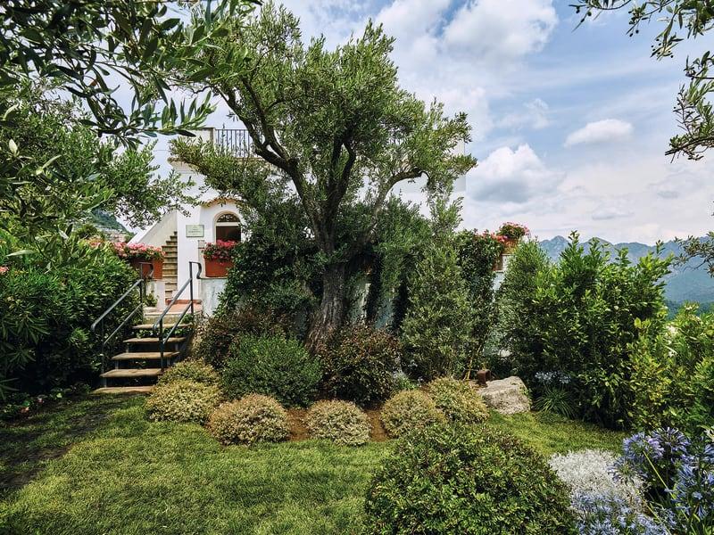 Villa Margherita, Italien