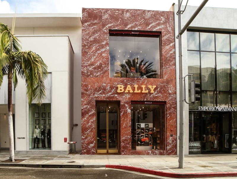 Bally L.A. Flagshipstore
