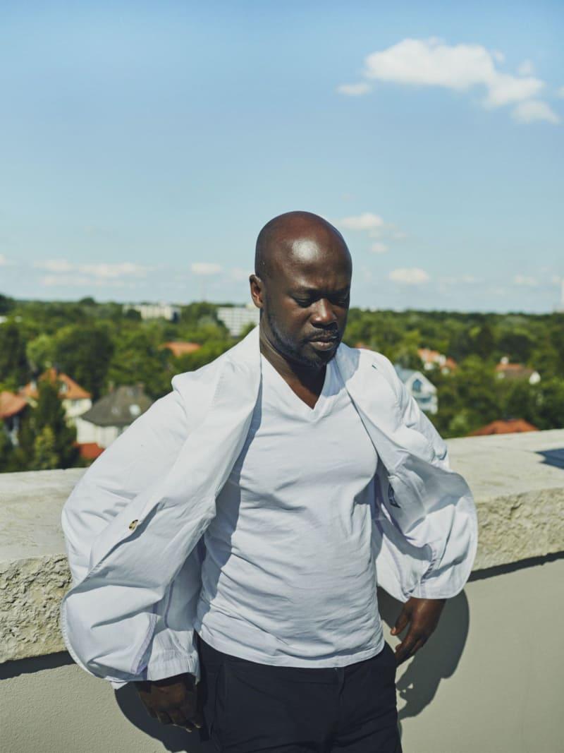 Architekt David Adjaye