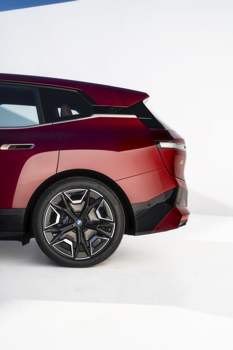 BMW Elektroauto: Der BMW iX