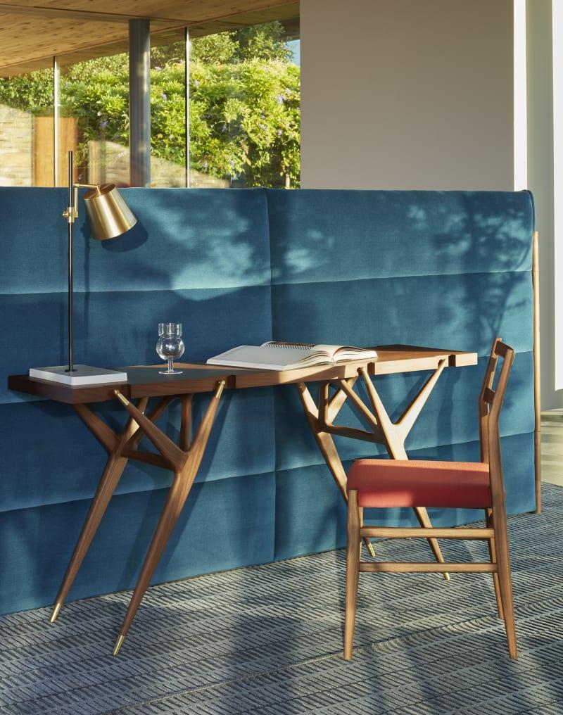 Schöner arbeiten – besser denken mit diesem Schreibtisch von Cassina